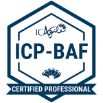 ICP-BAF Business Agility Foundations